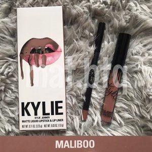 Kylie Cosmetics Maliboo Matte Lip Kit